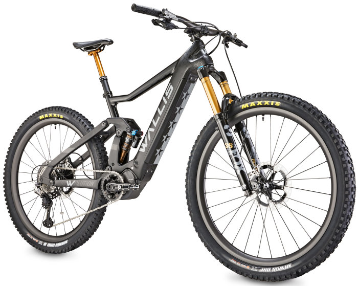 Wallis Carbon E-Enduro SL S