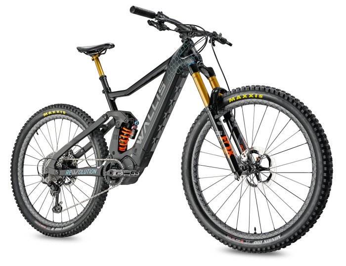 Wallis Carbon E-Enduro DHX L